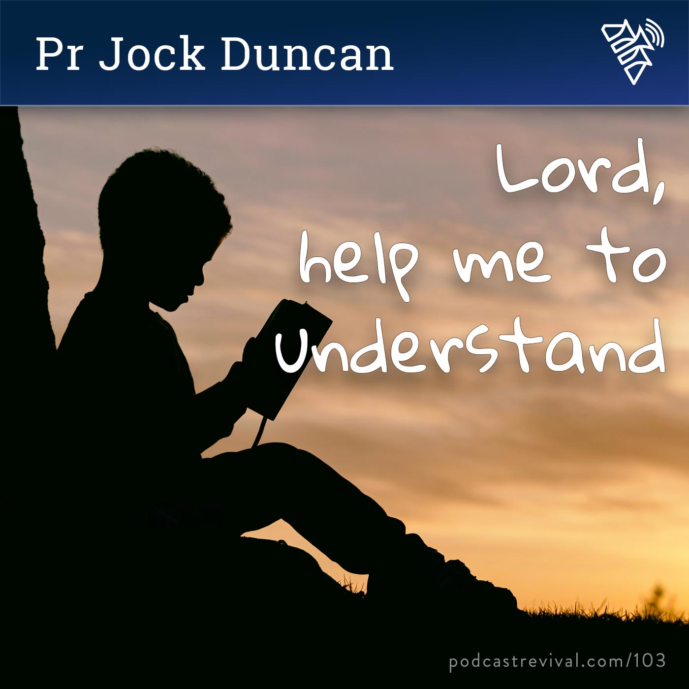 Lord, help me to understand
