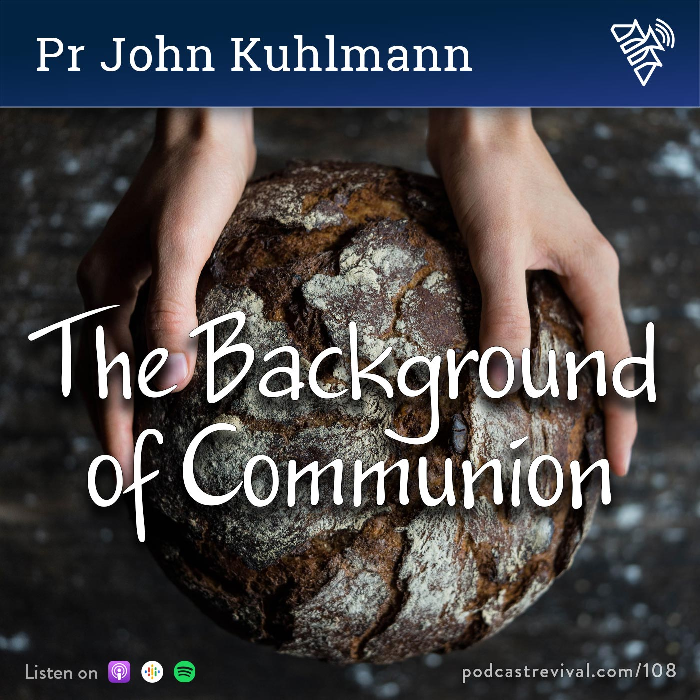 The background of Communion