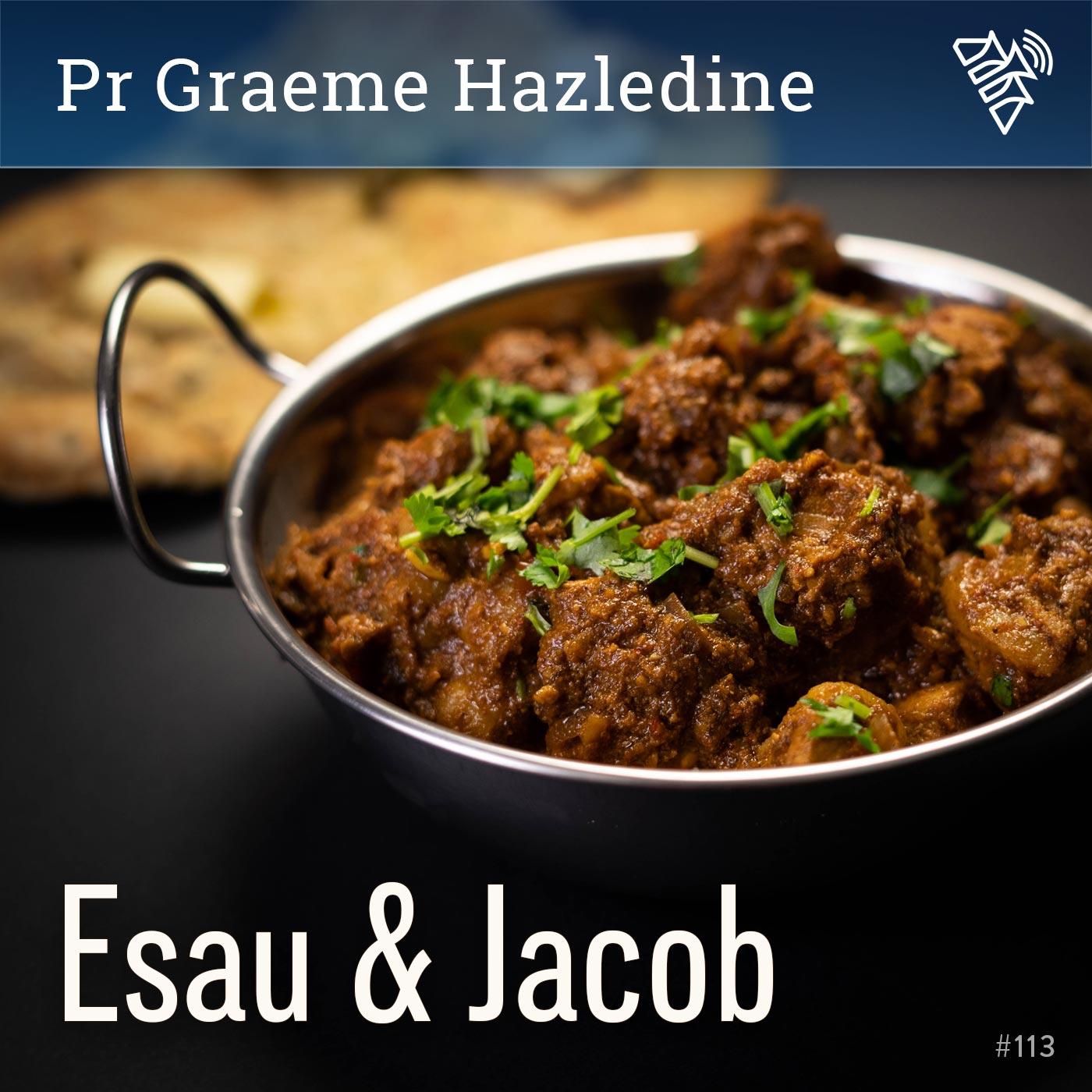 Esau & Jacob