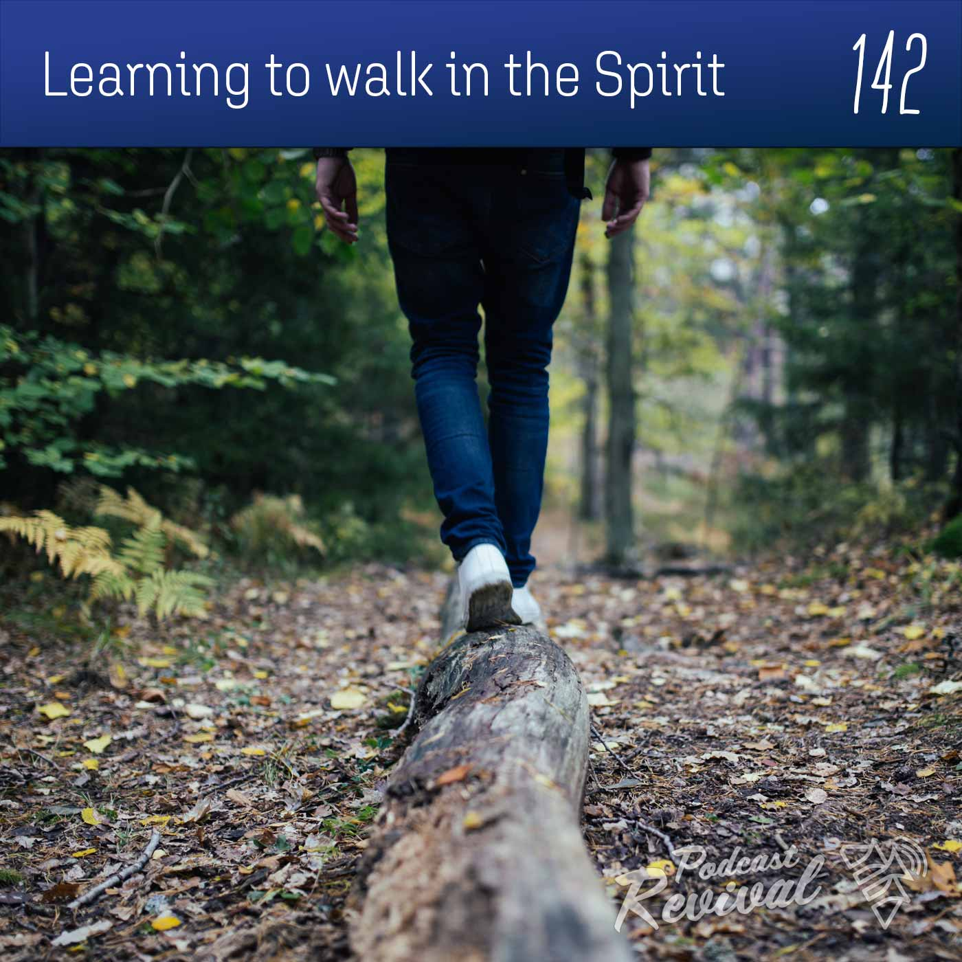 Learning to walk in the Spirit