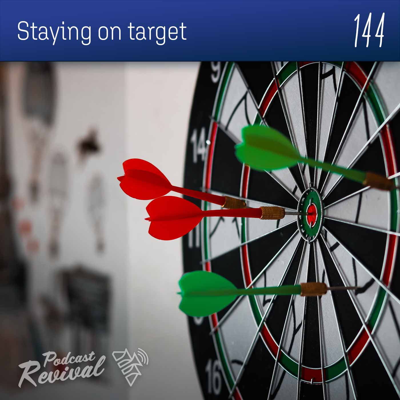 Staying on target