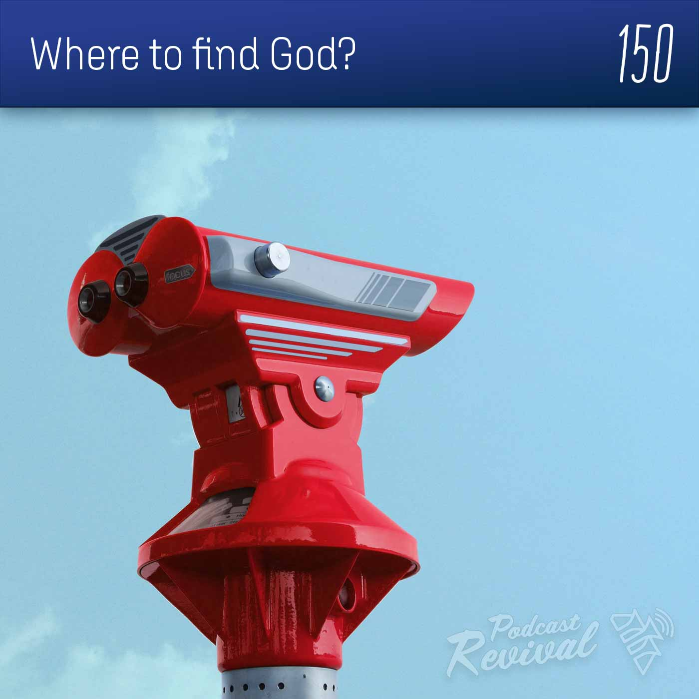 Where to find God?